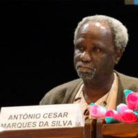 Antônio Cesar Marques, o Griot