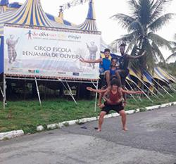 Circo Escola Benjamim de Oliveira